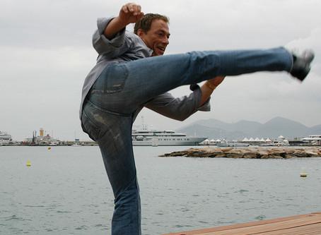 Jean-Claude Van Damme diseña un entrenamiento para hacer en casa durante la cuarentena