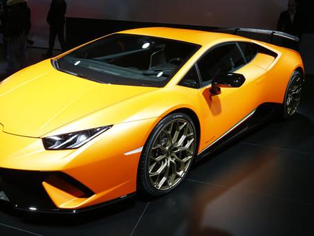 Un fotógrafo pierde la oportunidad de trabajar con Lamborghini pero inventa una alucinante sesión de