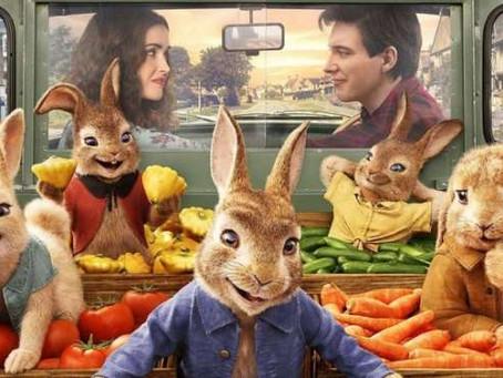 Peter Rabbit 2: The Runaway aplaza su lanzamieto debido al coronavirus
