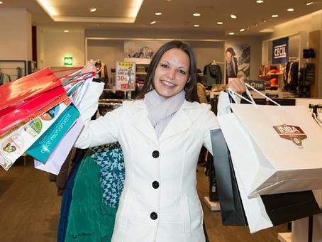 Científicos aseguran que salir de compras es bueno para la salud