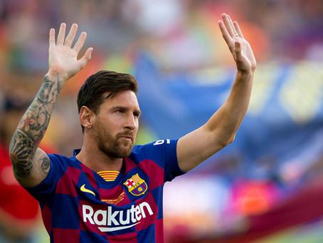 Messi donó un millón de euros para la lucha ante el coronavirus