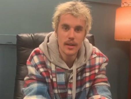 Justin Bieber hace donación para combatir el Coronavirus