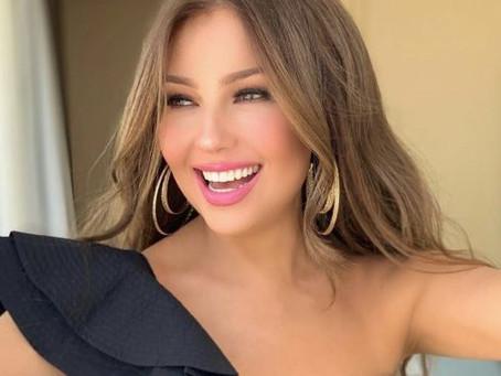 Thalía sigue sufriendo de terribles dolores por la enfermedad de Lyme