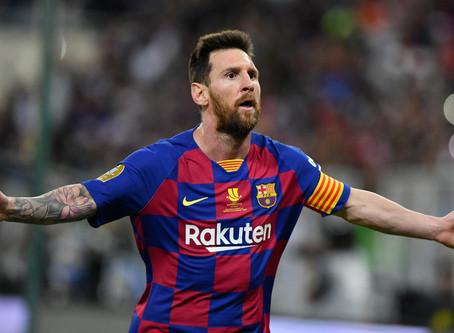 Esta fue la reacción de Lionel Messi ante el sorprendente talento con el balón de un niño iraní