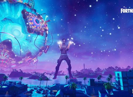 El rapero Travis Scott da un concierto 'astronómico' en 'Fortnite' y bate un récord