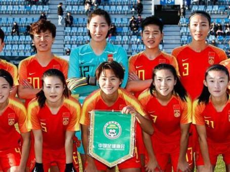 La selección femenina china, en cuarentena por el coronavirus