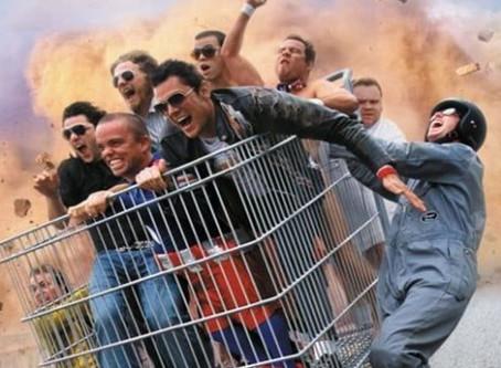 """Jackass"" regresa a la pantalla grande después de una década"
