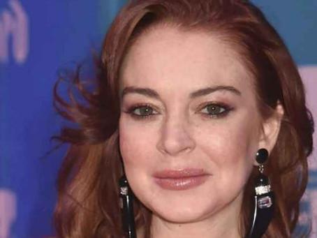 """Lindsay Lohan hace todo lo posible para """"sobrevivir"""" en Dubai"""
