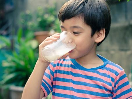 Cómo saber si un niño es intolerante a la lactosa