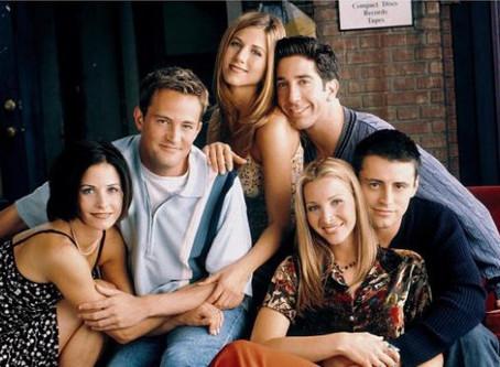 """Especial de 'Friends' """"sigue avanzando"""" en su elenco original"""
