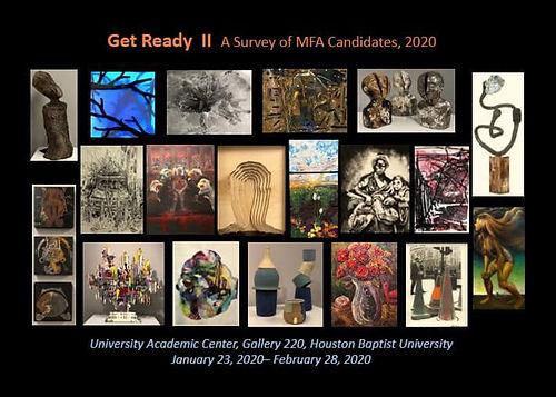 Get Ready II A Survey of  MFA Candidates