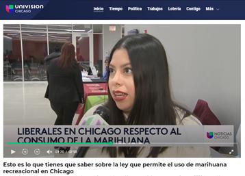 Univision Interview