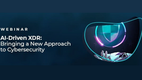 Hillstone  Live Webinar : AI-Driven XDR: Bringing a New Approach to Cybersecurity