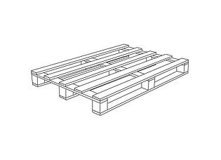 Unsere Einwegpaletten werden nach dem IPPC Standard ISPM 15 behandelt und sind somit für den weltweiten Export geeignet. Erhöltlich in Standargrößen (1200x800, 600x800, 400x600, 1200x1000) sowie nach Maß. Nach Wunsch können die Einwegpaletten in unseren modernen Trockenkammern getrocknet werden. Die Lieferung der Holzpaletten kann europaweit erfolgen.