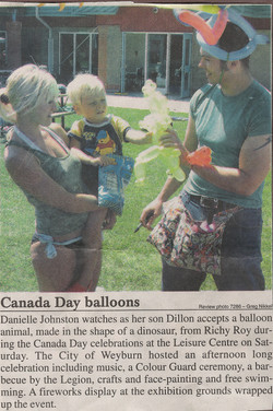 Balloons For All Ages