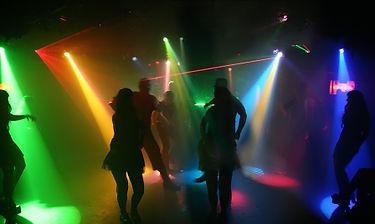 Dancers Party Lights