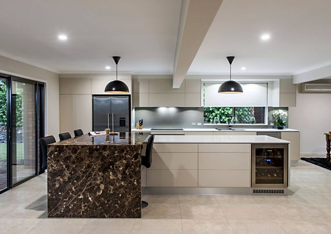 black-ornamental-granite-countertop-stai