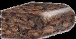 Granite edges