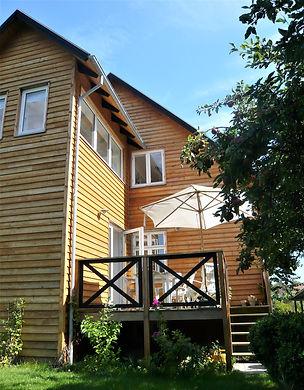 Ny terrasse - husarkitekten