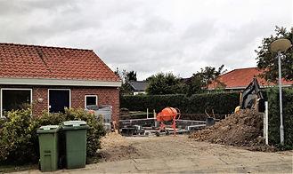 Klargøring til ny carport - husarkitekten