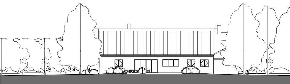 Illustration i Revit - Ny bolig af husarkitekten