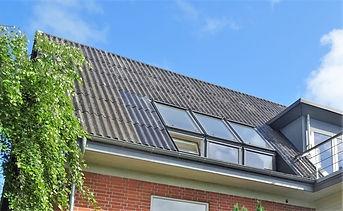 Indretning af ny tagetage med udsigt over Brabrand sø - husarkitekten