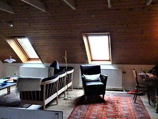 gammel tagetage - husarkitekten