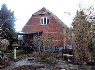 Totalrenovering af facade af husarkitekten