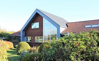 Udbygning af eksisterende hus - husarkitekten