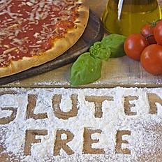 """12"""" Gluten Free Pizza"""
