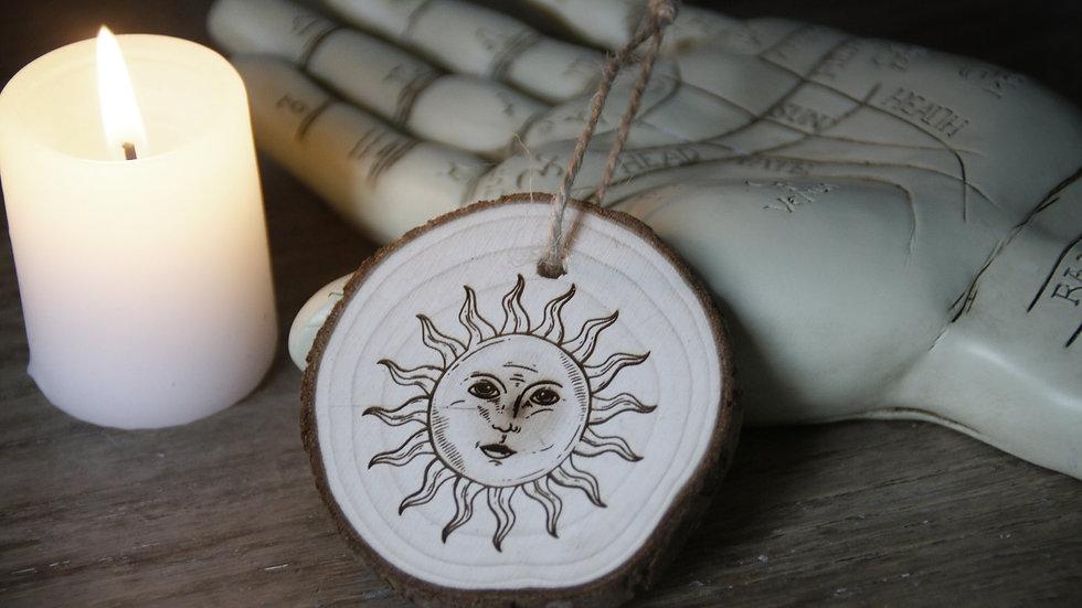 Amulette Soleil