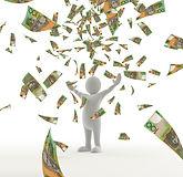 3d man scattering aus money_72097228.jpg