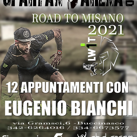 Road To Misano con Eugenio Bianchi