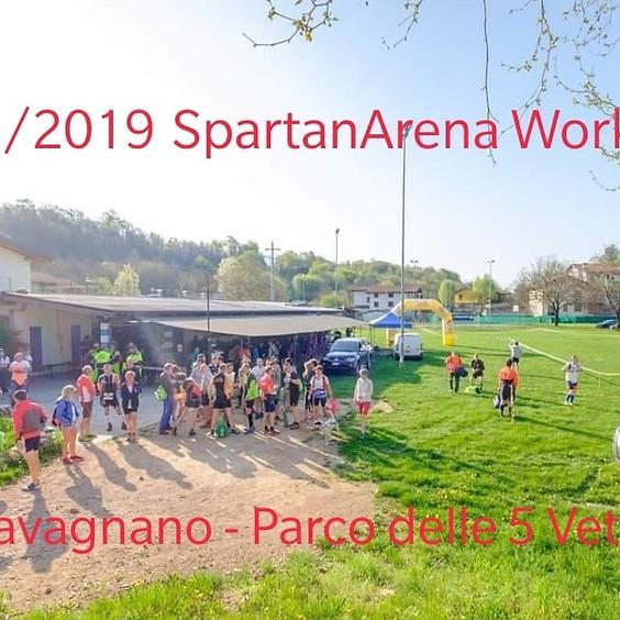 Spartan Arena Workshop