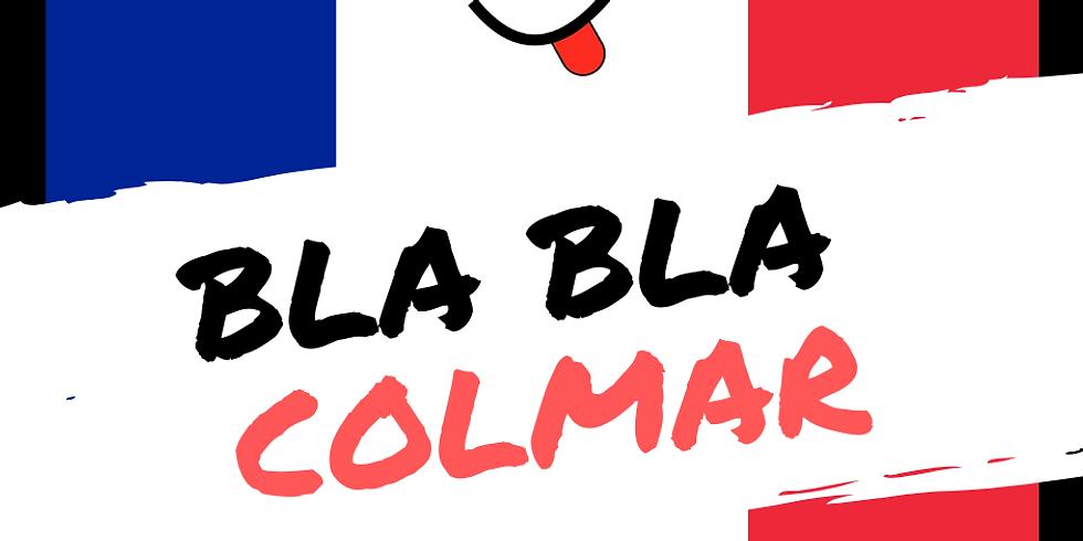 Colmar BlaBla Language Exchange