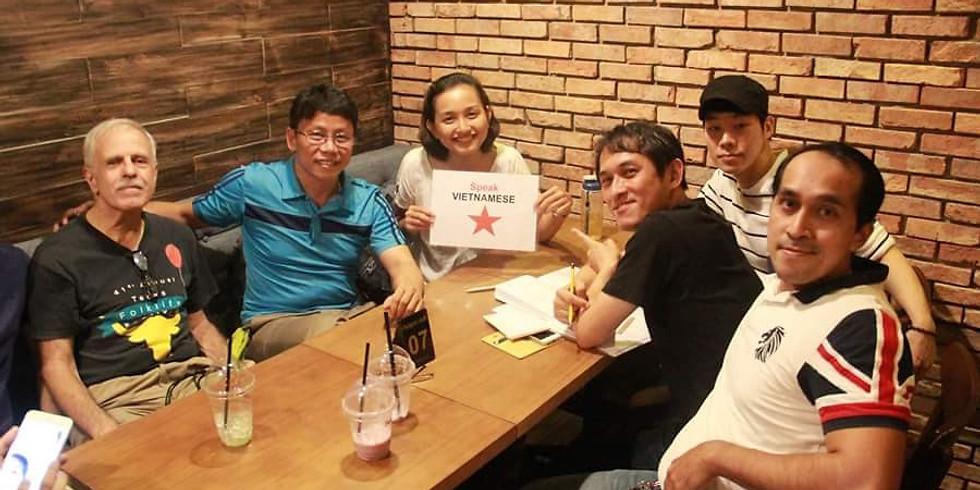 Saigon BlaBla Language Exchange (Every Monday) !