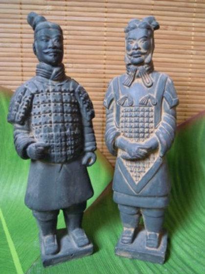 Soldats de l'armée éternelle 20cm