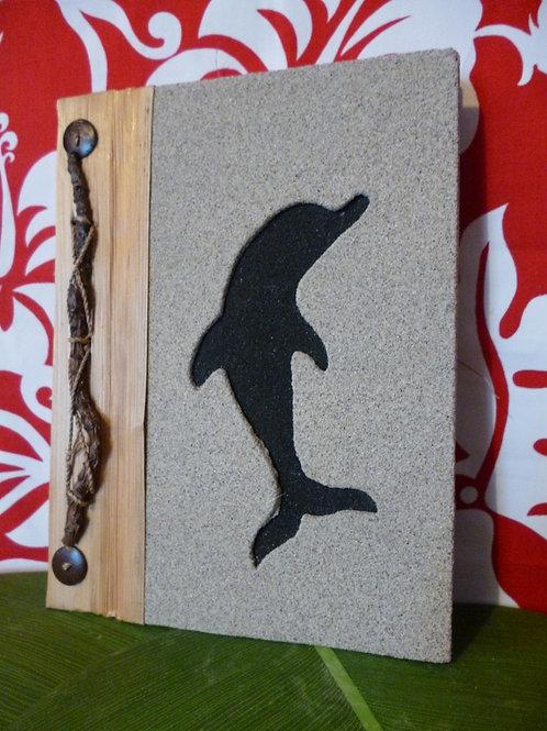 "Cahier naturel ""dauphin"""