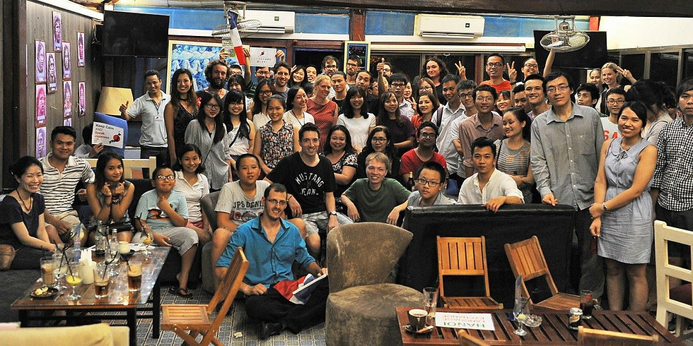 Hanoi BlaBla Language Exchange (Tuesday's)