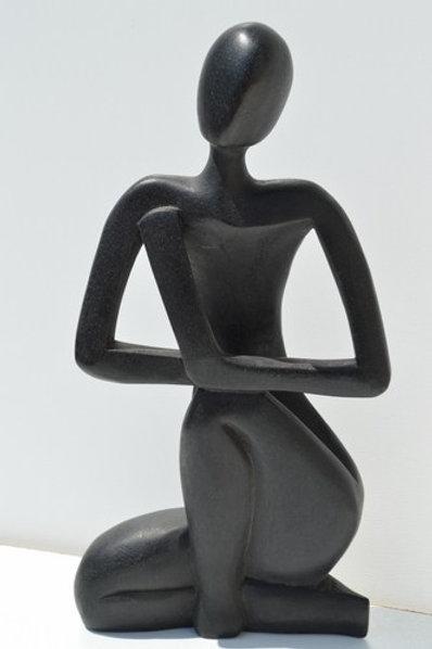 Statuette zen -Sérénité