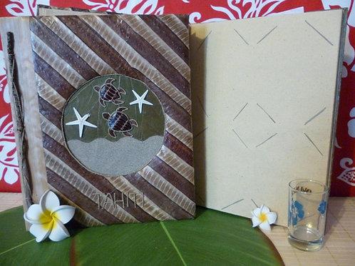 """Album photo naturel """"Tahiti"""""""