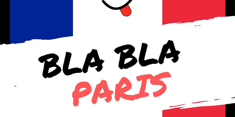 Paris BlaBla Language Exchange (Free Event)