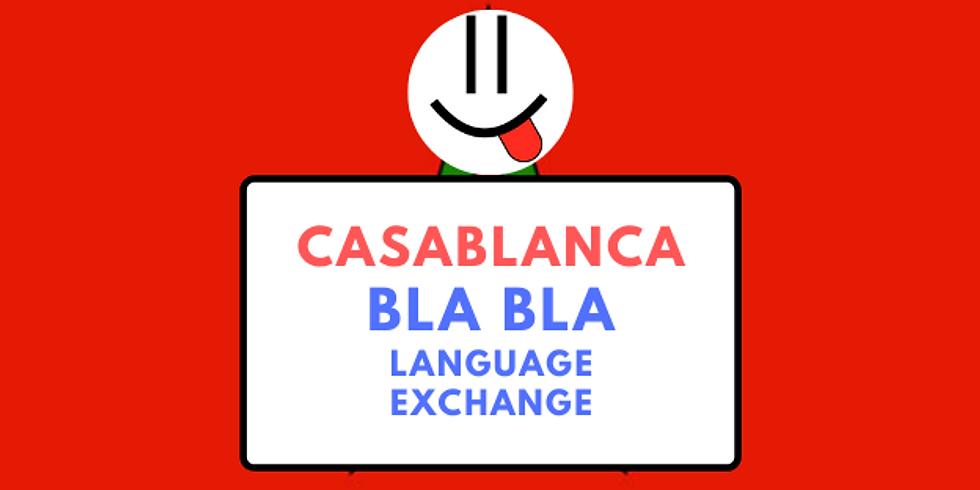 Casablanca BlaBla Language Exchange