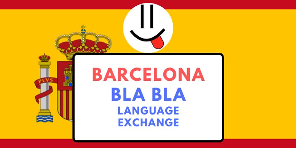 Barcelona BlaBla Language Exchange