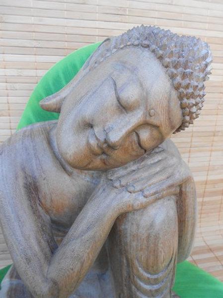 Sculpture Bouddha des rêves 42cm