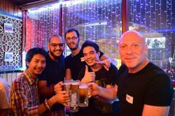 Make Friends in Hanoi - Vietnam
