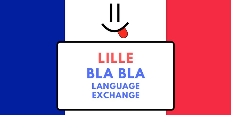 Lille BlaBla Language Exchange