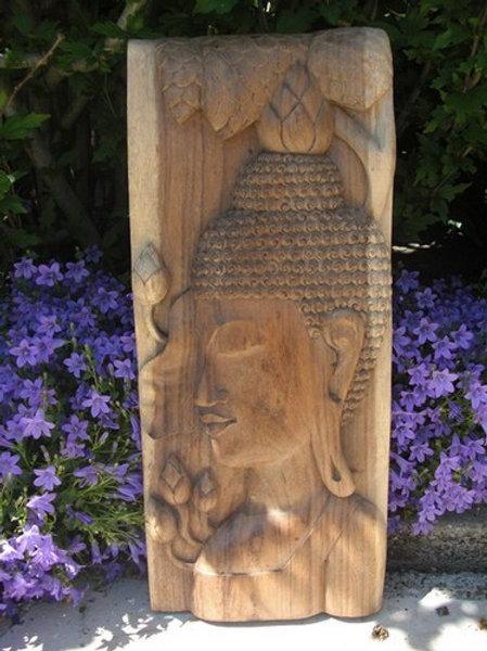 Bouddha & Fleurs de Lotus