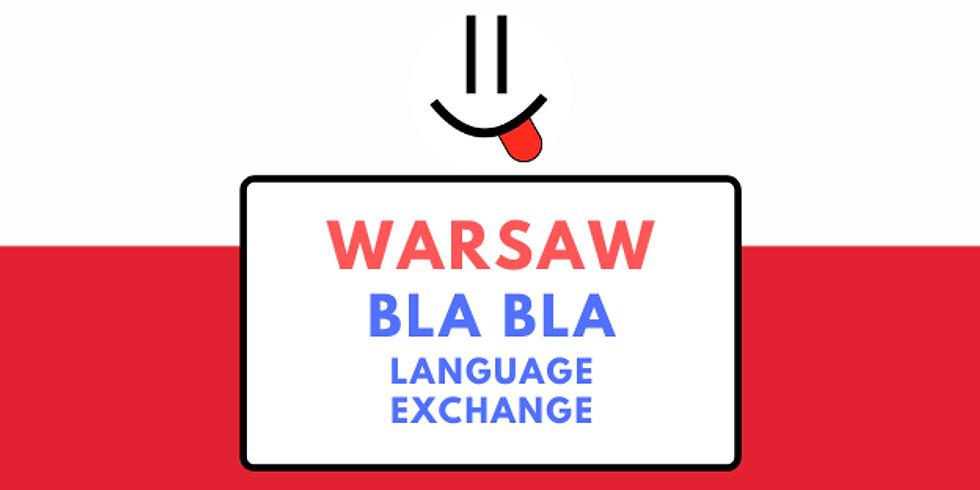 Warsaw BlaBla Language Exchange