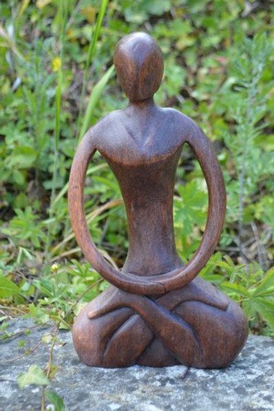 Statuette zen - Méditation